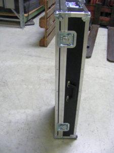 Koffer+Haube Standard-E1 mit Eckrollen-31