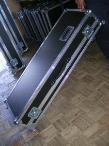 Koffer+Haube Standard-E1 mit Eckrollen-33